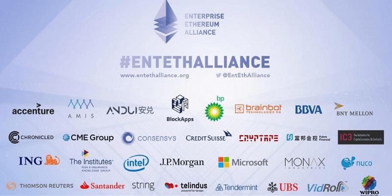 L'Enterprise Ethereum Alliance devient le plus gros consortium pour la blockchain open-source au monde