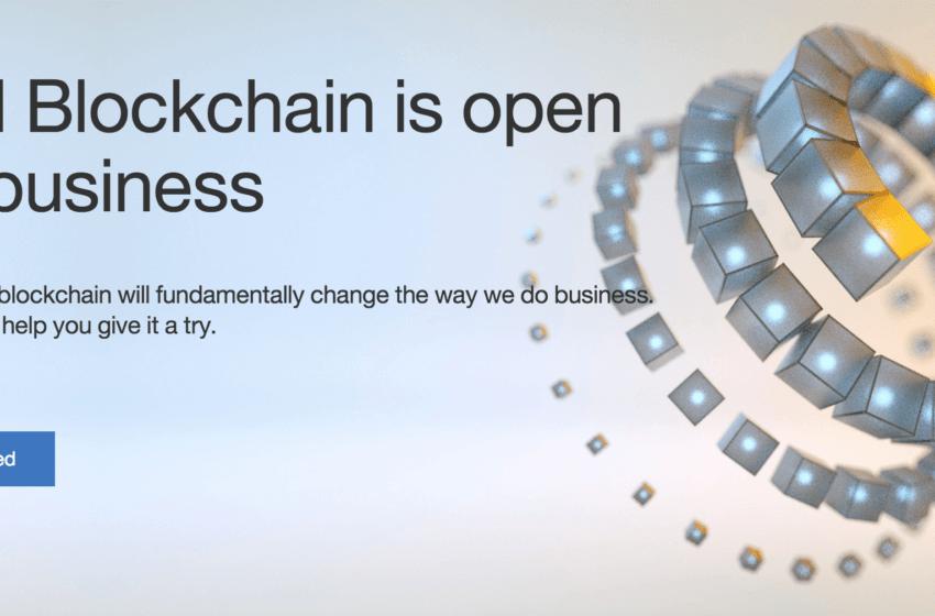 Sept banques dont Société Générale s'unissent autour de la blockchain d'IBM