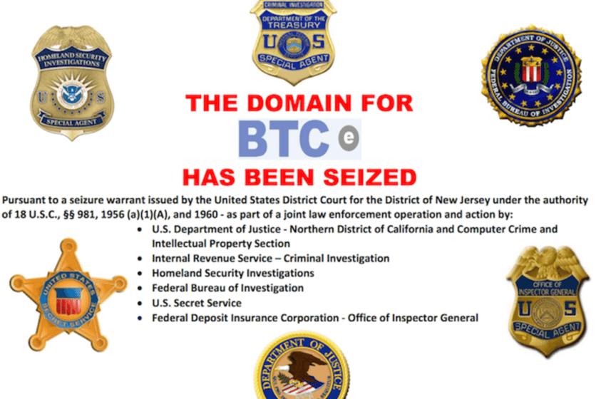 MàJ: Le site BTC-e.com saisi par la justice américaine