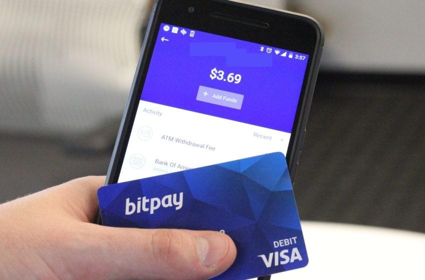 VISA met brutalement fin à des cartes bancaires utilisant des cryptomonnaies
