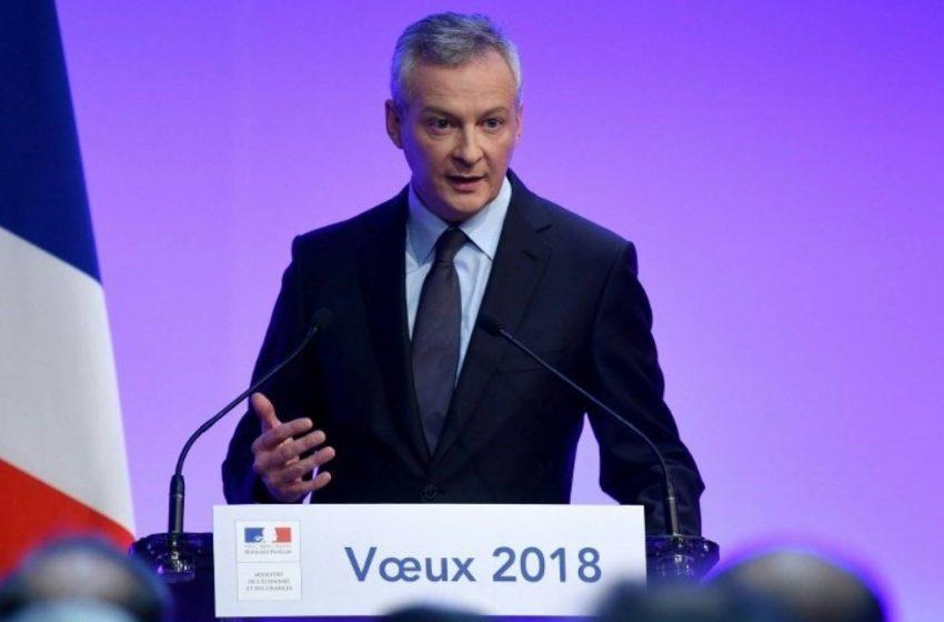 « Nous refusons les risques de spéculation »: Bruno Le Maire annonce la réglementation des cryptomonnaies