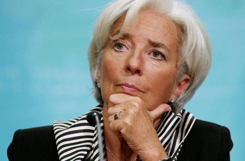 Cryptomonnaies: Christine Lagarde souhaite « combattre le feu par le feu »
