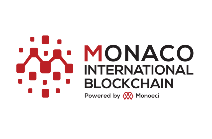 Salon international sur la blockchain à Monaco les 16 et 17 mai