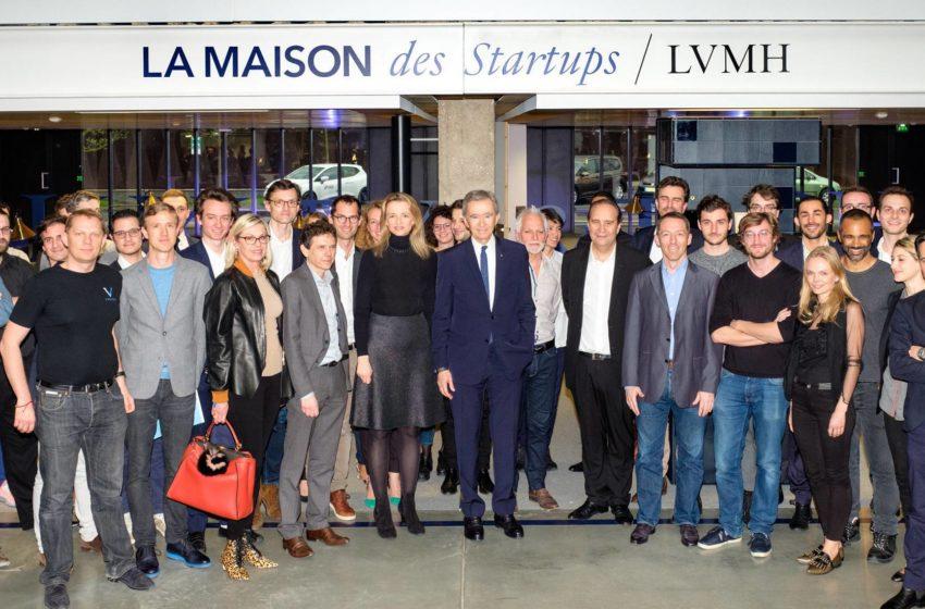 Le groupe LVMH soutient le projet blockchain Vechain