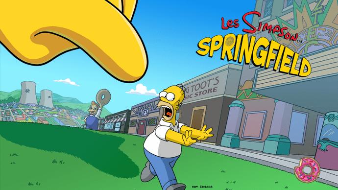 Les cryptomonnaies et le Bitcoin dans un jeu vidéo des Simpsons