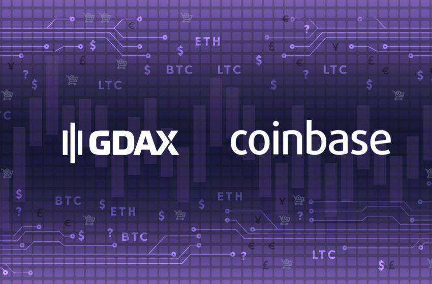 GDAX c'est fini, dites bonjour à Coinbase Pro