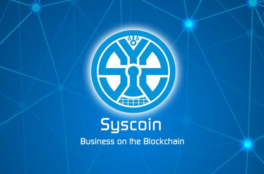 Transactions Syscoin inhabituelles, Binance gèle puis rouvre les transactions