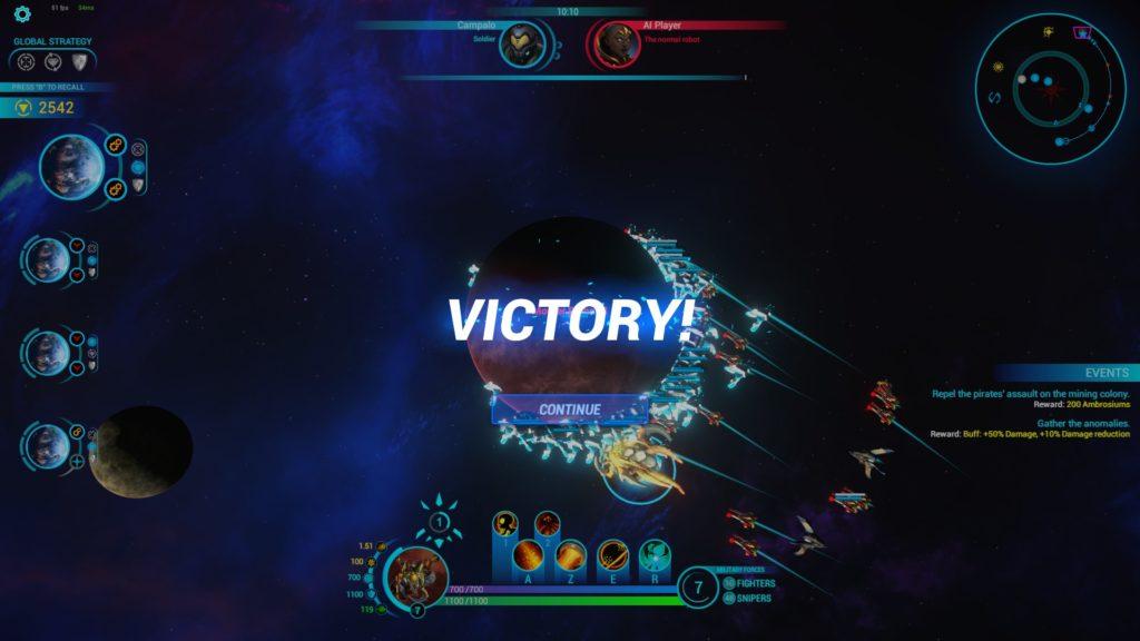 Screenshot Beyond The Void