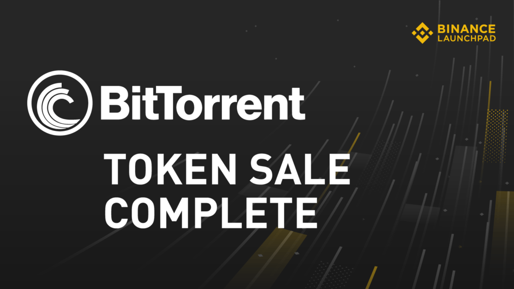 BitTorrent Binance