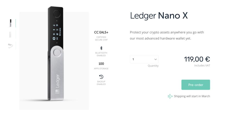 Medger NANO X