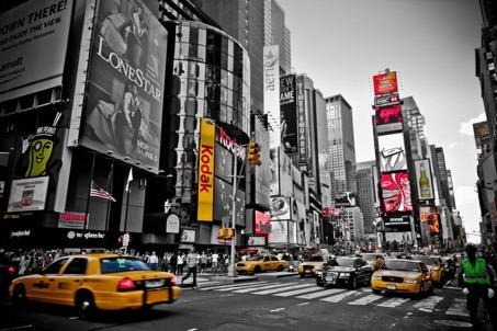 Robinhood et LibertyX peuvent désormais échanger des crypto-devises à New York. Source de l'image : Pixabay.