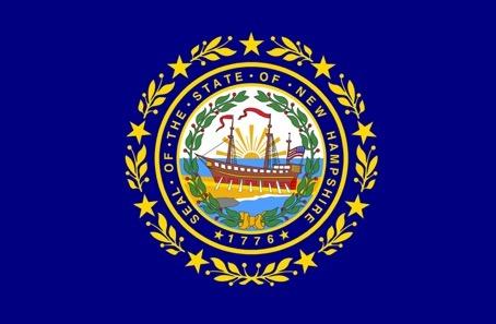 L'État du New Hampshire pourrait bientôt accepter les paiements de redevances par monnaie virtuelle. Source de l'image: Pixabay.
