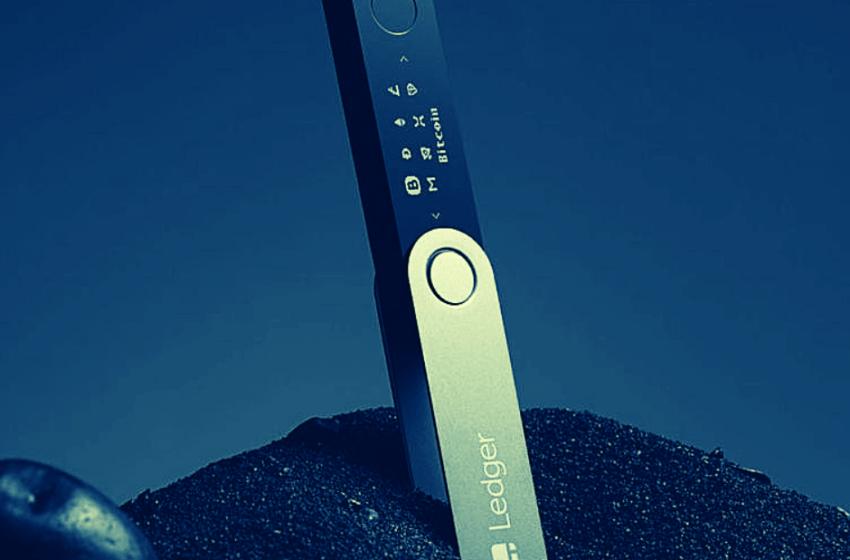 Quel est le nouveau produit de Ledger ? (LEDGER NANO X)