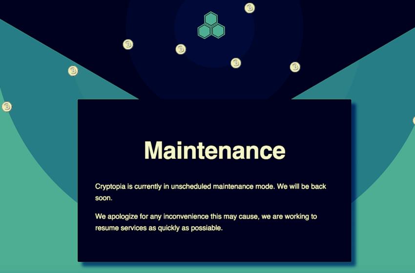 L'exchange Cryptopia hacké – Nouveau coup dur pour la communauté ?