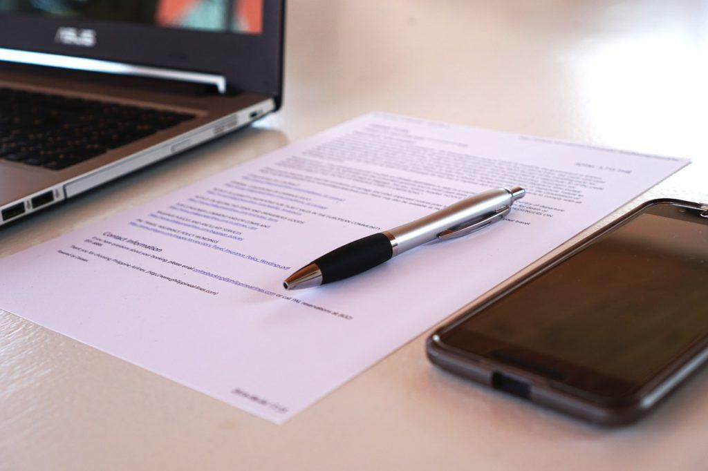 Une demande d'approbation pour partenariat entre VanEck et SolidX a été déposée sur la table de la SEC pour étude en juillet 2018. Source de l'image: Pixabay.