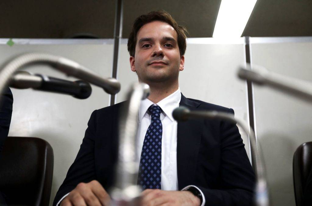 Dirigeant de Mt. Gox - Mark Karpeles