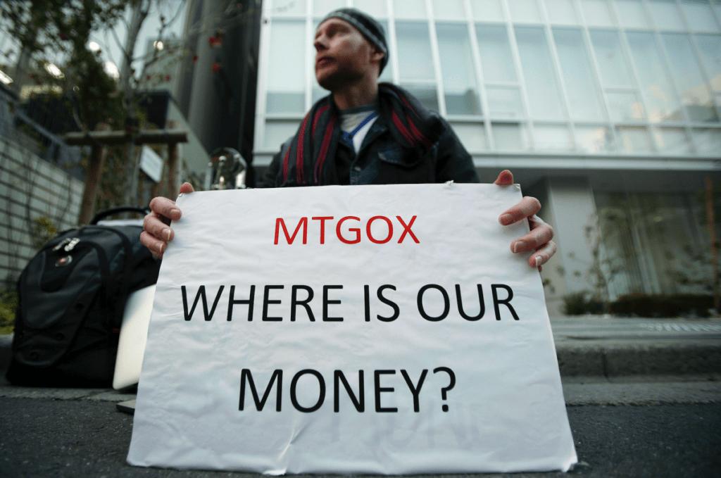 Mt Gox -Où est notre argent ?