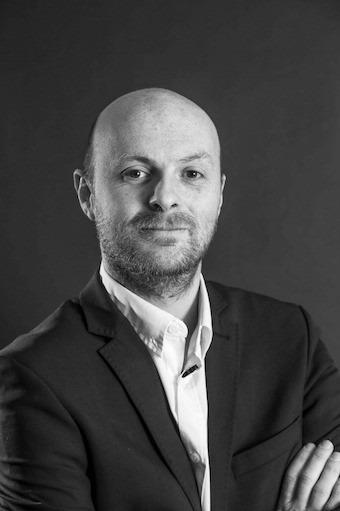 FX Thoorens, fondateur de Ark.io