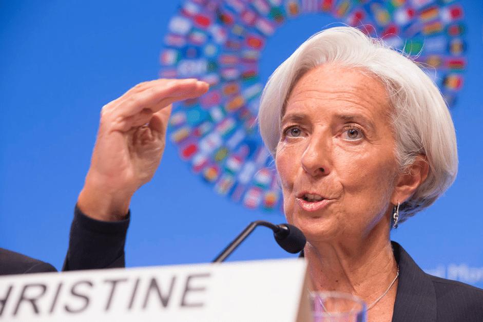 Selon la directrice générale duFonds monétaire international, les cryptomonnaiesperturbent beaucoup le système monétaire. Source de l'image: Visual Hunt.