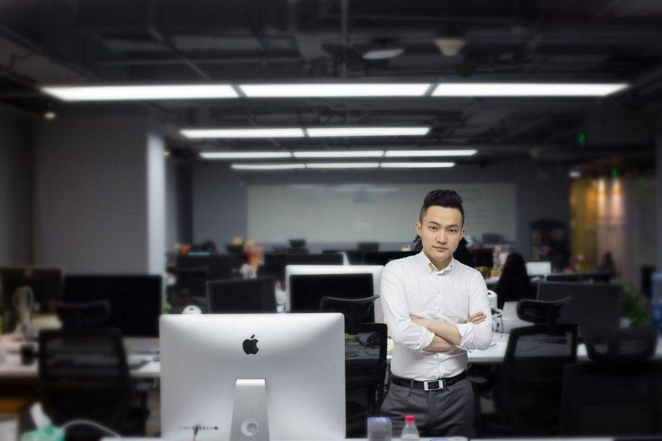 Justin Sun, créateur de TRON