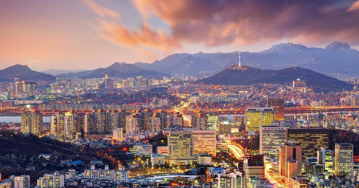 Séoul, la capitale sud-coréenne et ses 10 millions d'habitants