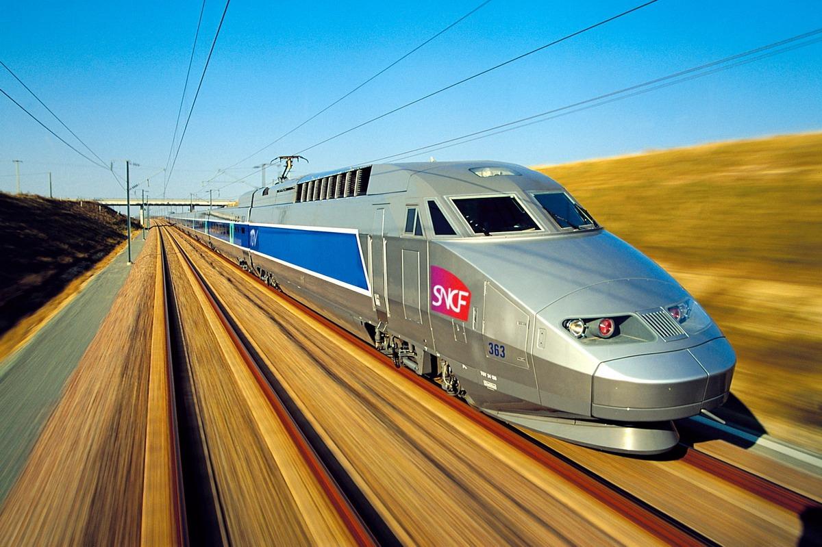 La SNCF et l'industrie des trains