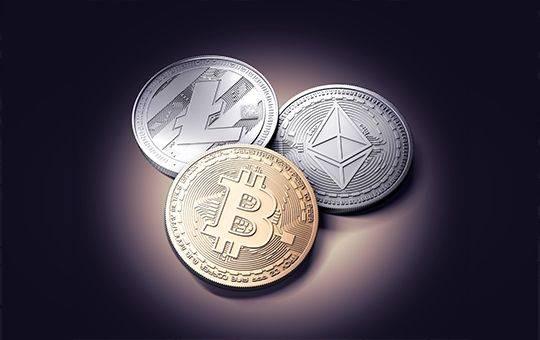 Le Litecoin, l'Ethereum et le Bitcoin sont disponibles sur eToro.