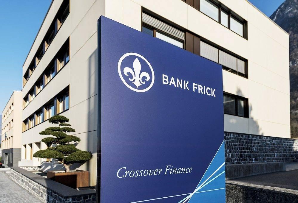 Bank Frick au Liechtenstein : Un trafic internet en croissance de 900% grâce aux cryptomonnaies