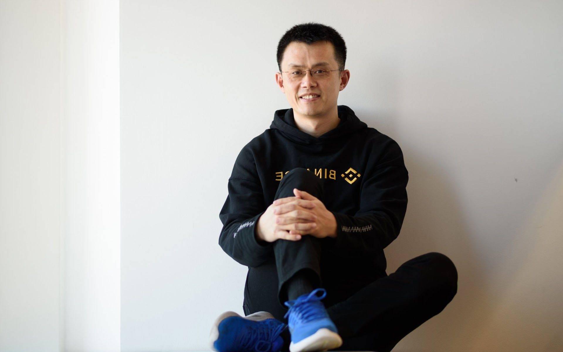 Changpeng Zhao (CZ) désire augmenter le volume de crypto-transactions de Binance