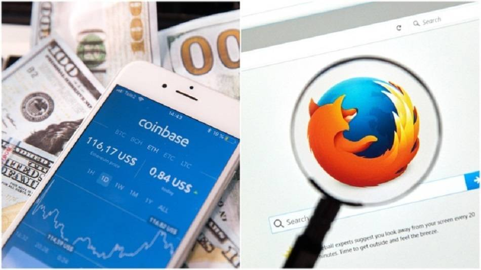 Coinbase, victime d'une faille zero-day sur Firefox