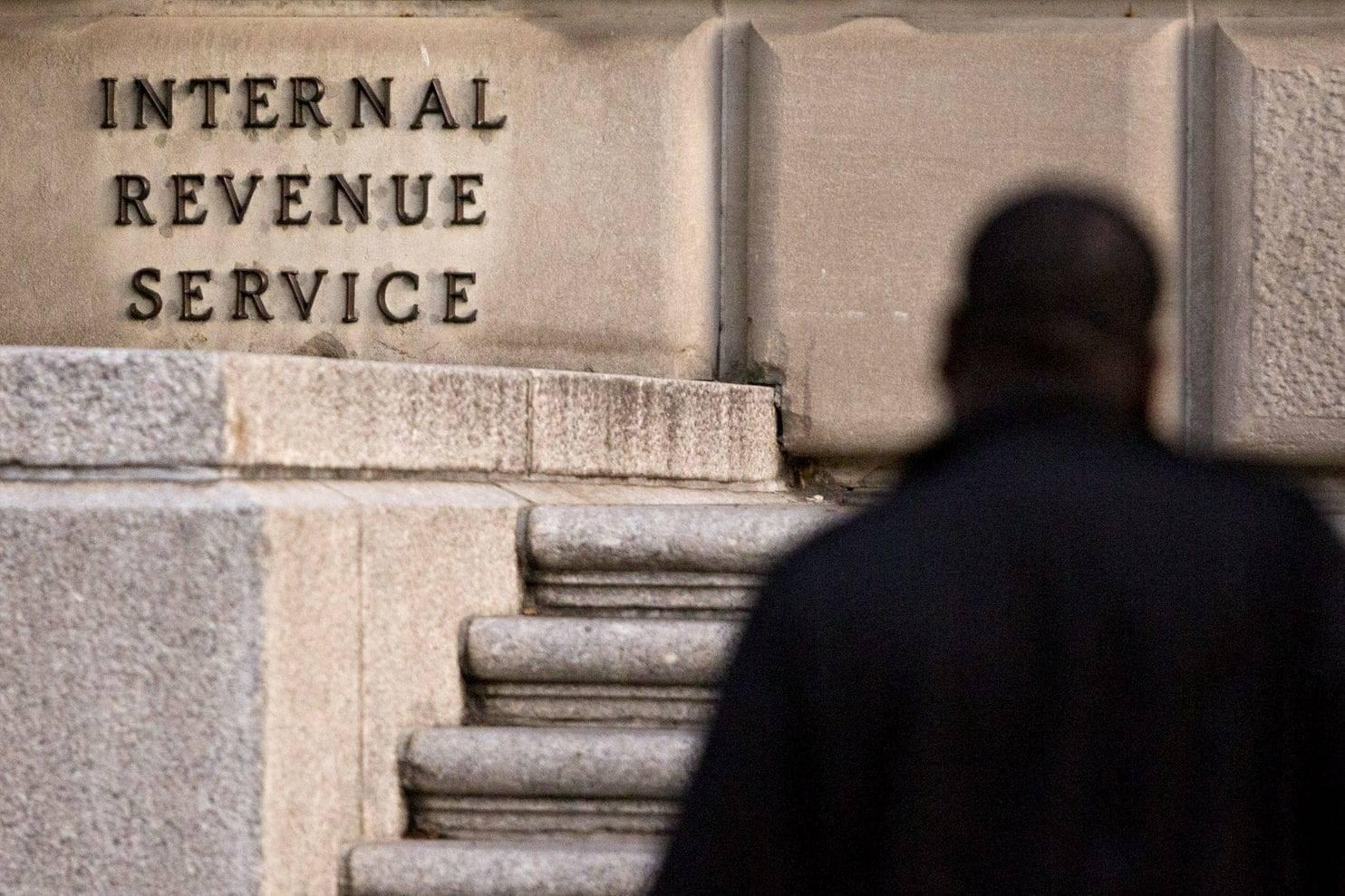 L'IRS s'active pour réguler au plus vite les cryptomonnaies