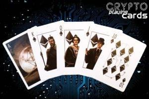 Un exemple d'un jeu de cartes à gagner