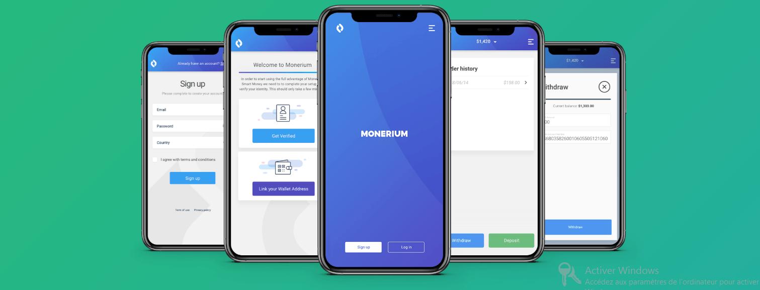 Monerium peut désormais échanger des cryptomonnaies