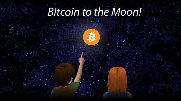 "Le retour des ""Bitcoin To The Moon"" ?"