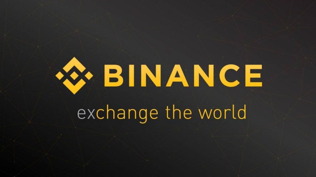 Binance crypto