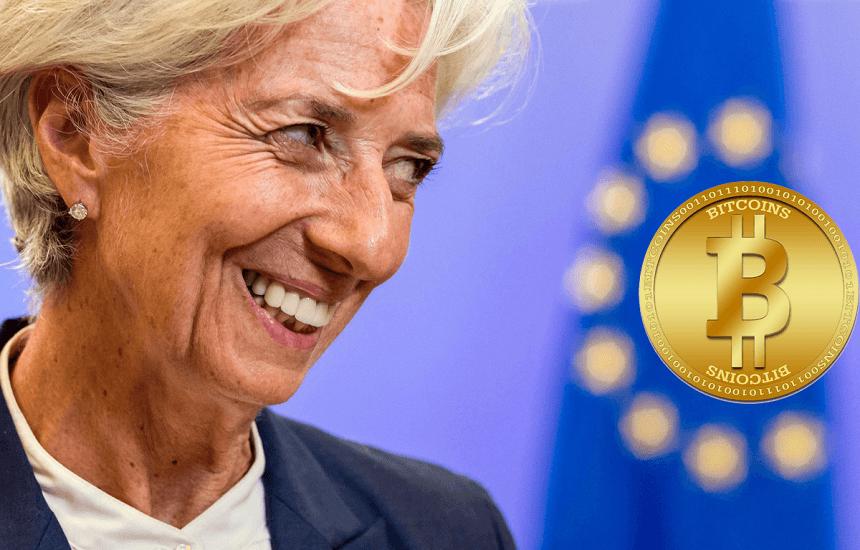 Christine Lagarde revoit sa position vis-à-vis des cryptomonnaies