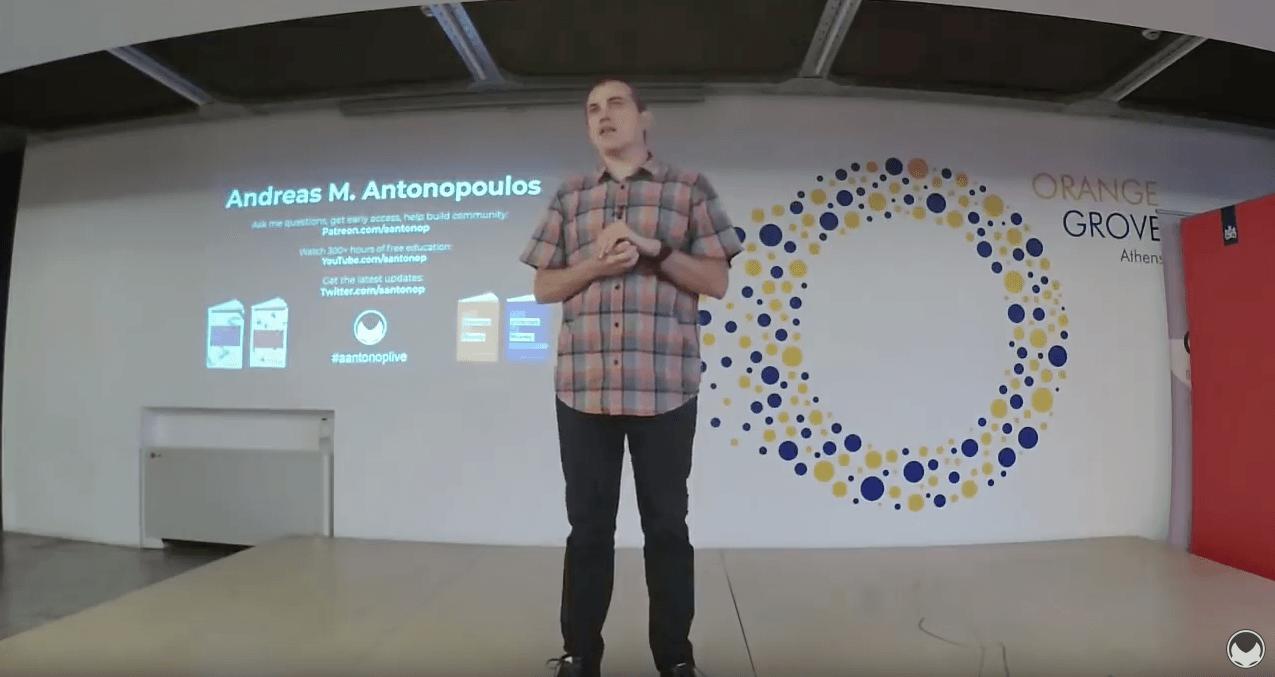 Andreas Antonopoulos, quel sera le prochain Bitcoin ?