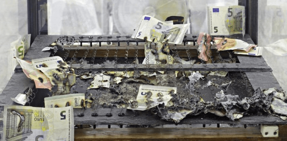 La Chaos Machine propulse l'art contemporain dans l'univers de la blockchain