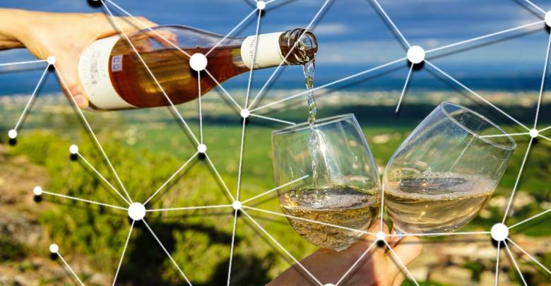 La blockchain à boire et à manger : le vin, analyse et état des lieux
