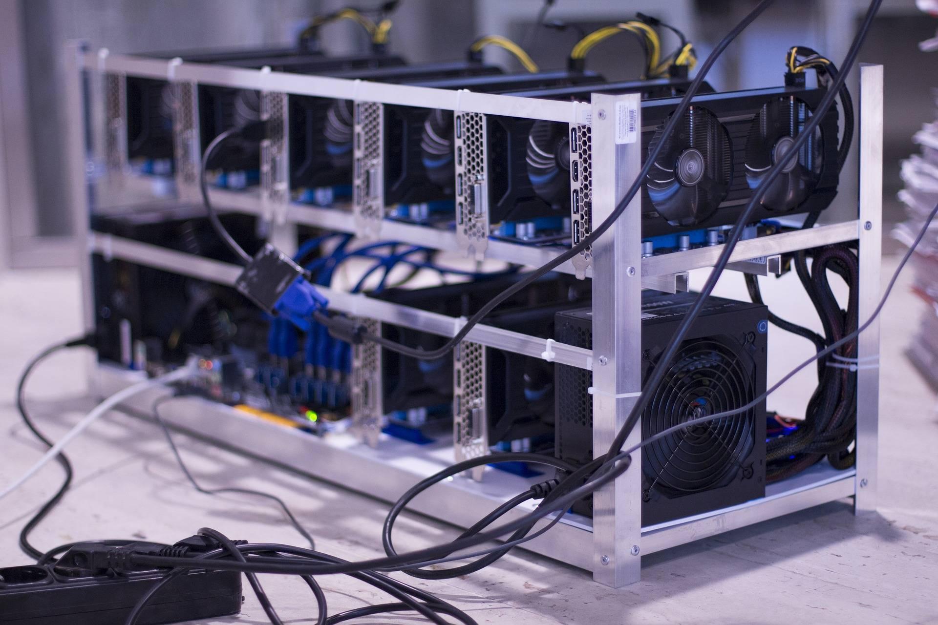 Miner BTC ferme Bitcoin
