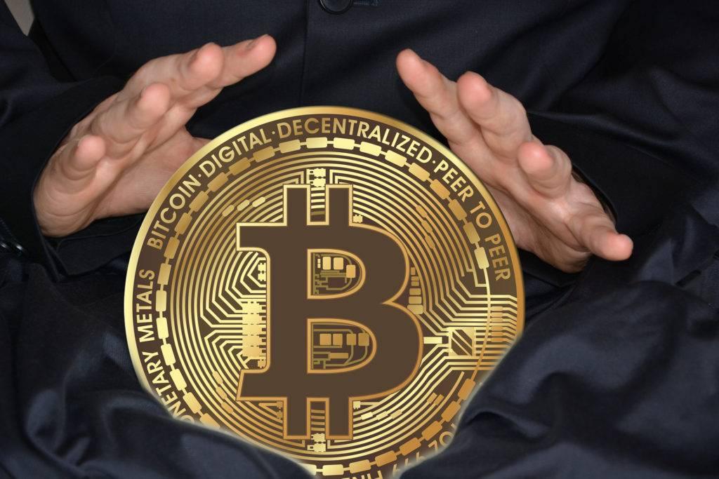 Boule de cristal BTC Bitcoin