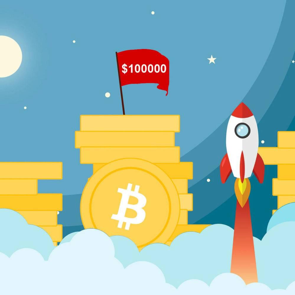 Le Bitcoin (BTC) à 100 000$ – Pourquoi cela semble «inévitable» dans un futur proche ?