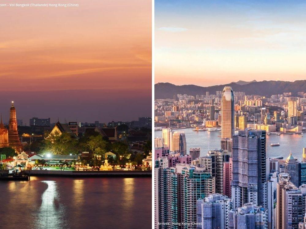 La Thaïlande et Hong Kong main dans la main autour d'une monnaie numérique commune