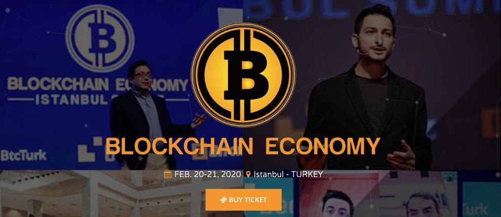 Sommet blockchain Istanbul février 2020