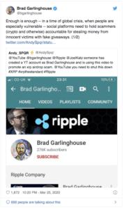 Brag Garlinghouse Ripple $XRP
