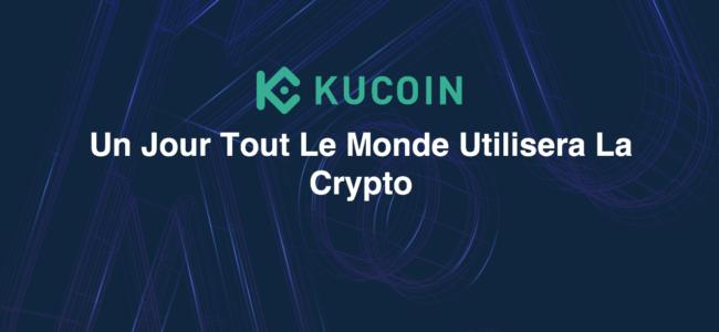 KuCoin : achat, vente, trading de cryptomonnaie, BTC et autre
