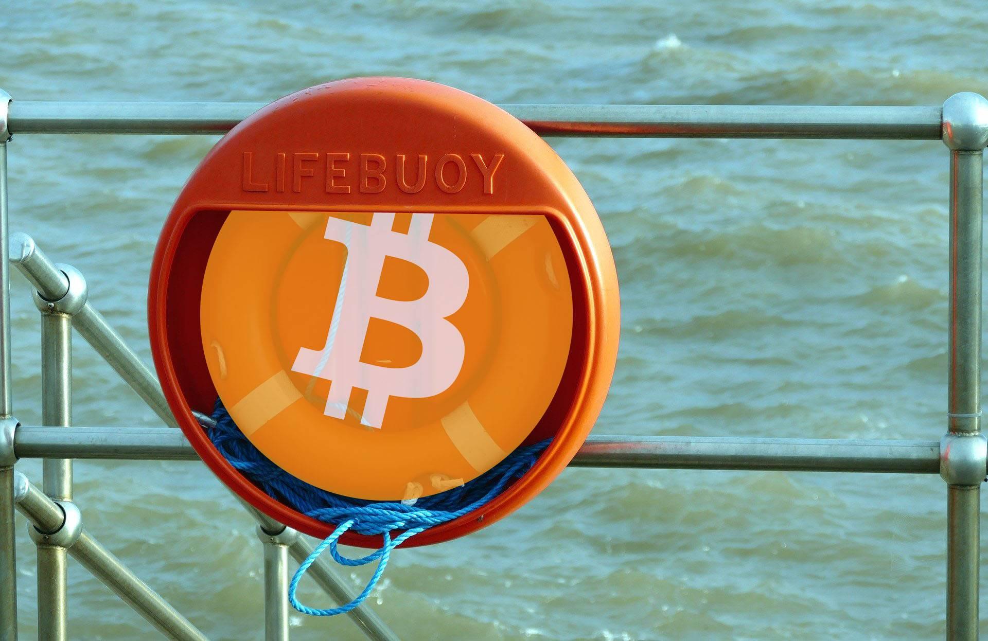 Bitcoin $BTC valeur refuge