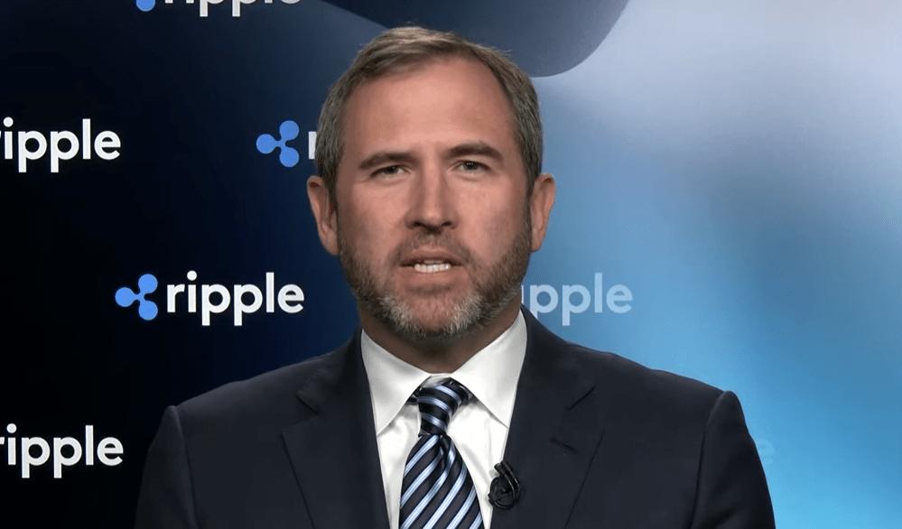 Le PDG de Ripple condamne les arnaques réalisées autour du XRP
