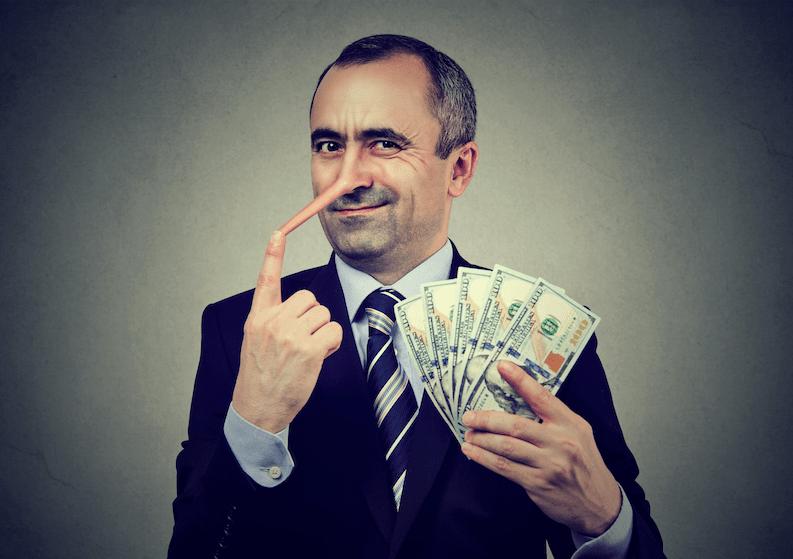 Arnaque crypto – La SEC parle d'un préjudice à hauteur de 1,8 million de dollars