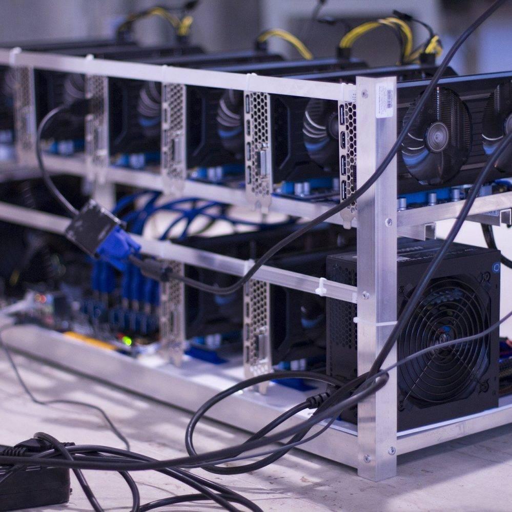 Période de soldes pour le matériel de minage de cryptomonnaies